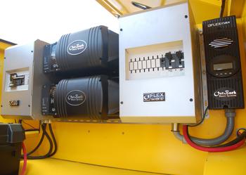 GreenTow Mobile Solar Power Inverter